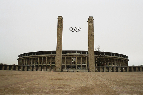Olympiastadion Berlin_ flickr/ sir_james